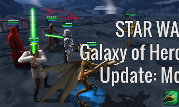 SW Galaxy of Heroes Update Mods