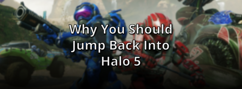 Halo 5 Feature