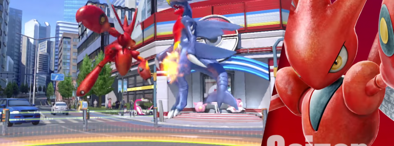 Pokemon Direct - Battle on the Nintendo Switch, New Games for 3DS Pokken Tournament DX
