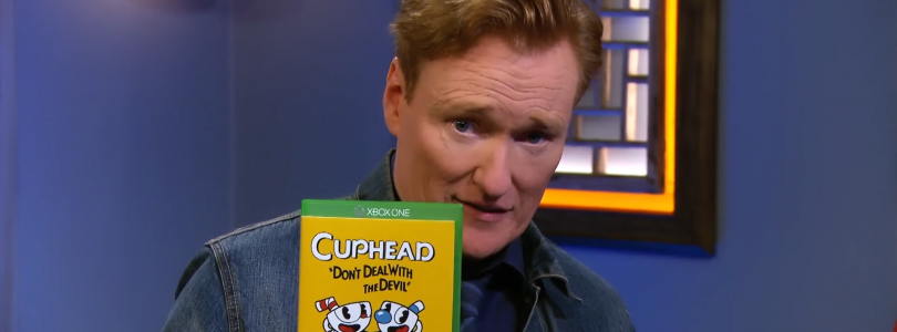Conan Plays Cuphead On This Week's Clueless Gamer