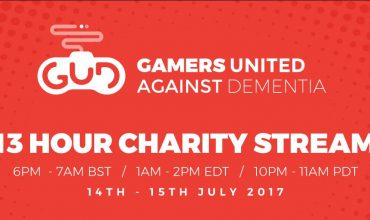 Q & A with Ross Miller – Gamers United Against Dementia Charity Stream