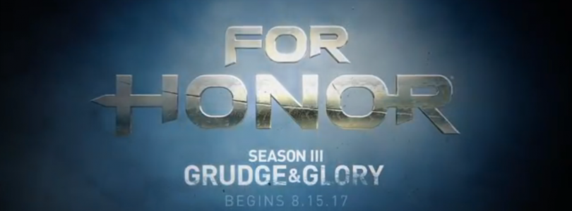 For Honor Grudge and Glory