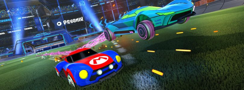 Rocket League is Coming To Nintendo Switch Next Month