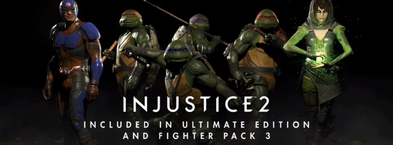 Injustice 2 Shell Shocks Us With Fighter Pack 3