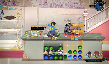 Battle Chef Brigade - A Puzzler Where You Hunt, Cook, and Serve Up Monsters