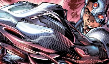 About Justice League's Cyborg