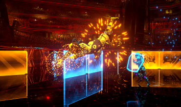 I Have Seen The Future, And It Is Laser League