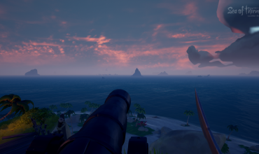 Sea of Thieves Dusk Feature