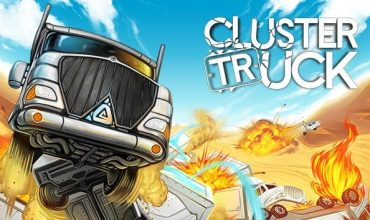 Clustertruck on the Nintendo Switch
