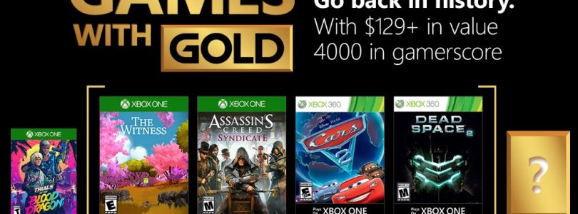 April 2018 Free Games for Xbox Live and PS Plus Announced