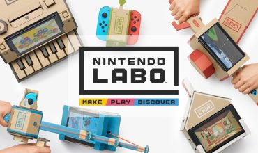 Nintendo Labo and a Seven Year Old