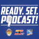 Ready. Set. Podcast! Panel – Live from Comicpalooza 2018