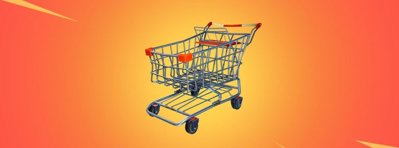 Fortnite – Shopping Carts Available Now
