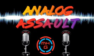 Analog Assault Podcast EP 98: Racism, Sexual Harassment, and Mixer closing up shop.