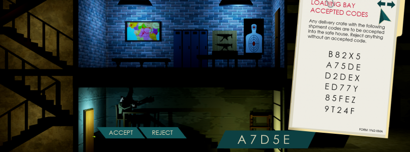 Safe House – Impressions of the 60's Inspired Spy Management Game