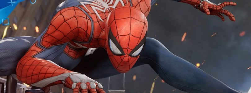 Marvel's Spider-Man – E3 2018 Gameplay