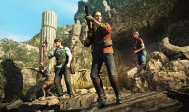 E3 2018 – Strange Brigade Story and Co-op Trailers