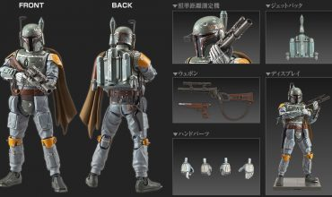 GIVEAWAY: Star Wars Bandai Boba Fett 1/12 Scale Plastic Model Kit