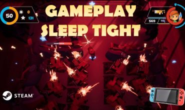 Sleep Tight – Now on Steam and Nintendo Switch