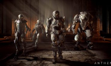 Thoughts From The Snake Pit – Anthem VIP Demo