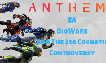 EA, BioWare And The Anthem $20 Cosmetic Controversy