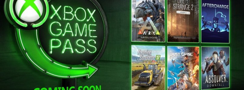 Games Pass – January Additions