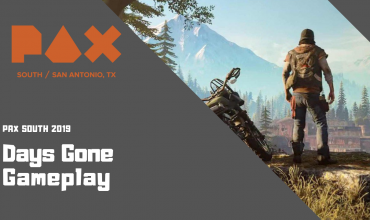 Pax South 2019 – Days Gone Gameplay