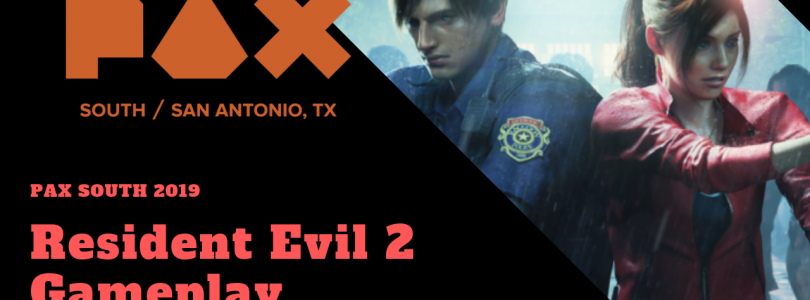 Pax South 2019 – Resident Evil 2 Gameplay