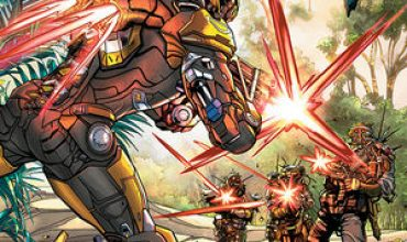Anthem #1 By Dark Horse Comics Is Available Now