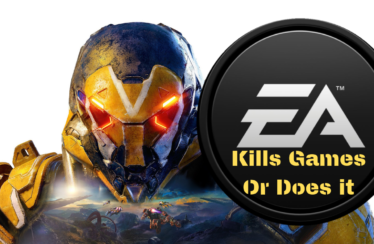 [Insert Click Bait Title] Anthem | EA Kills Games Or Does It?