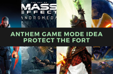 New Anthem Game Mode Idea | Protect The Fort
