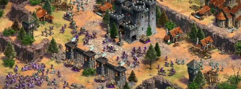 Age Of Empires 2 DE Reveal Trailer – E3 2019