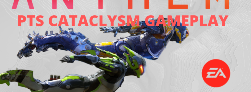 EA PLAY 2019 | Anthem Cataclysm Gameplay – Top Score At EA PLAY