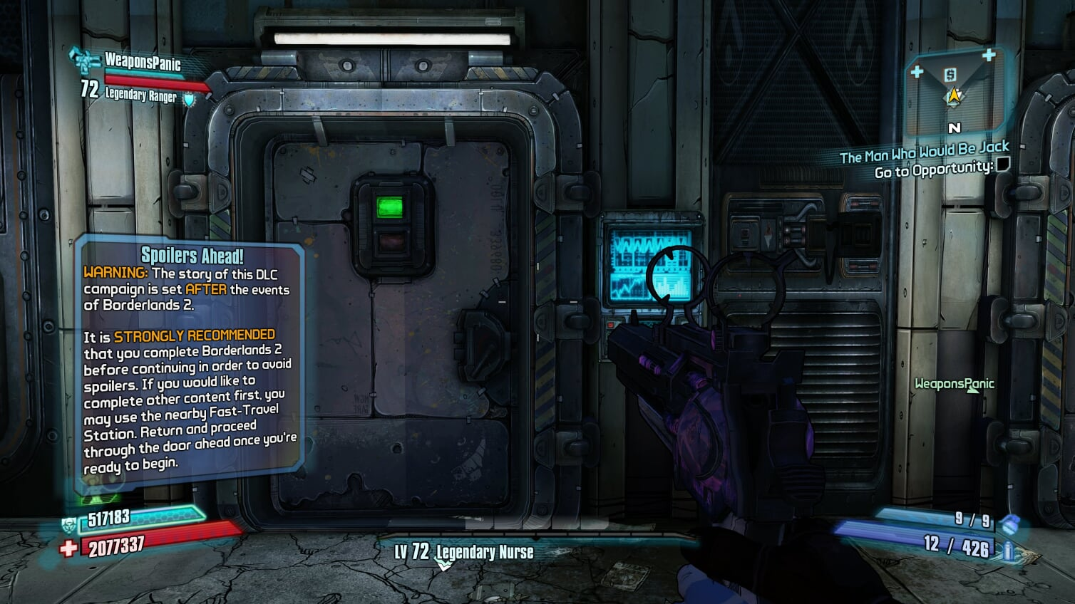 First Impressions: Borderlands 2 - Commander Lilith & The Fight for