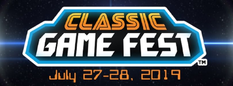 Classic Game Fest Banner 2019