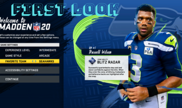 NFL Madden 20 | First Look