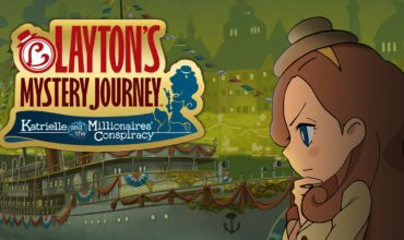 Professor Layton's Mystery Journey Gameplay