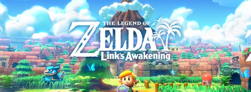 The Legend of Zelda: Link's Awakening Gameplay