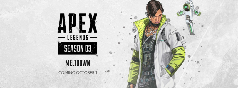 Apex Legends New Character and Ranked League Series 2