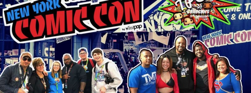 NYCC 2019 YouTubers Edition