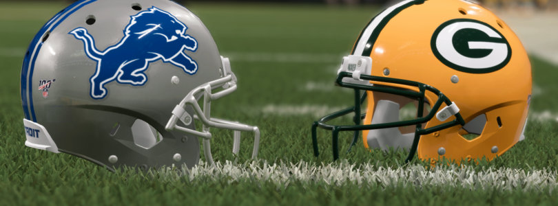 Madden 20 Week 6 Simulation – Lions at Packers