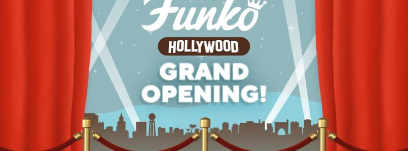 Funko Goes Hollywood ?