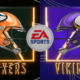 Madden 20 Simulation – Week 16 – Packers at Vikings