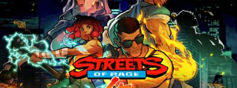 PAX South 2020 – First Look – Streets of Rage 4