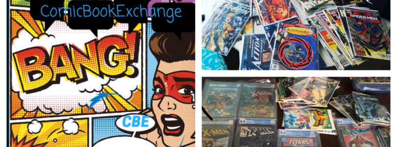 Community Spotlight – Interview with Comic Book Exchange