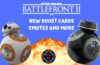 New Update For Star Wars Battlefront II – BB-8 & BB-9E