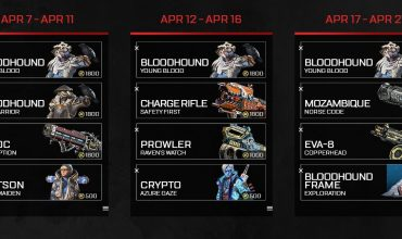 APEX Legends – New Lore Video and Event For Bloodhound