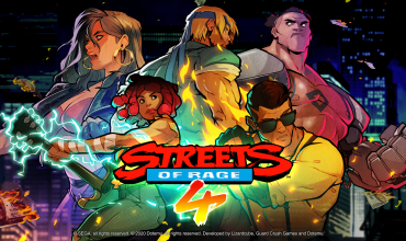 Streets of Rage 4: First Impressions