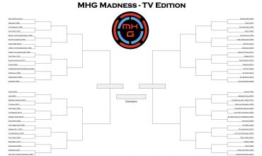 MHG Madness – TV Edition – Comedy First Round Results
