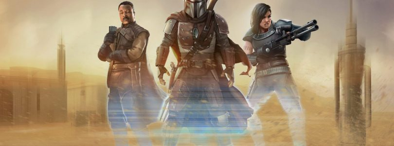 HEY Mando – The Mandalorian Coming to Star Wars Galaxy of Heroes